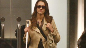 Foto de Jessica Alba, The eye