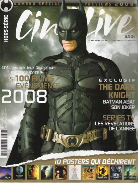 The Dark Knight: primer cartel oficial
