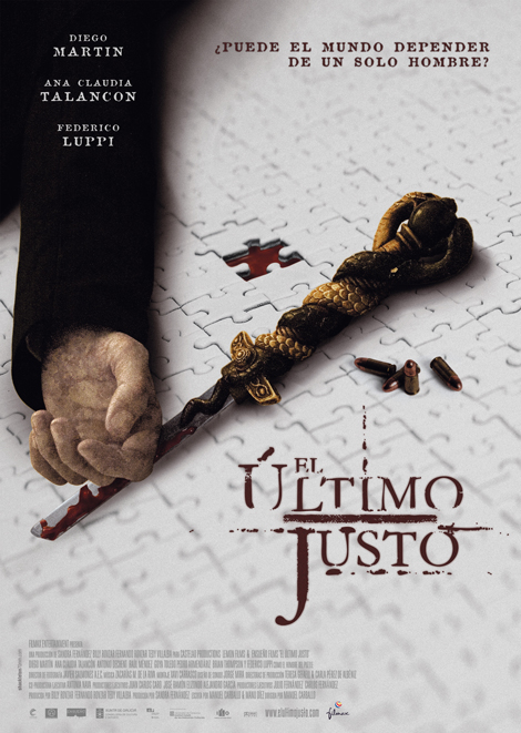 El ltimo justo: cine espaol