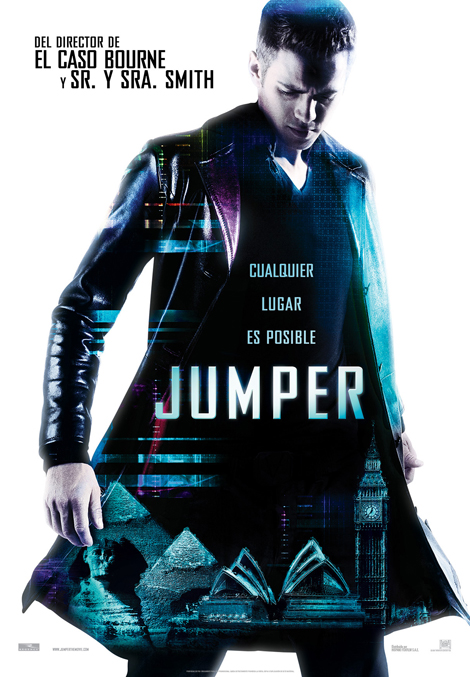 Jumper: cartel