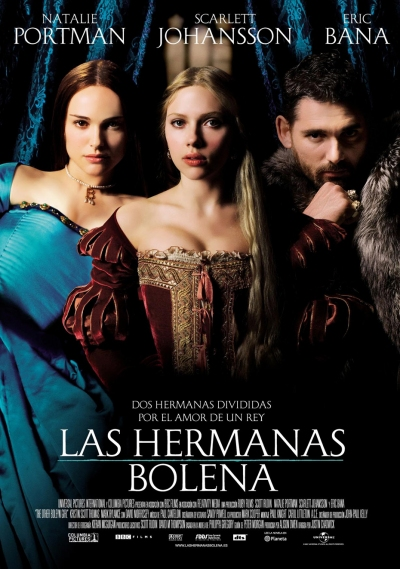 Pster y trailer en castellano de Las Hermanas Bolena