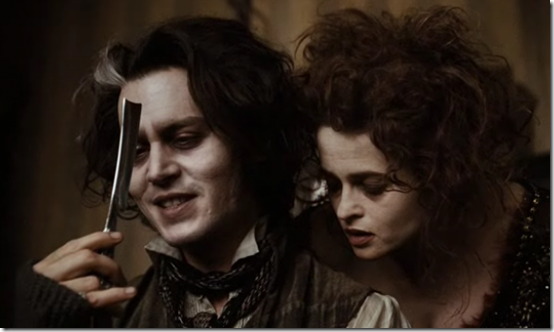 Trailer en castellano de Sweeney Todd 