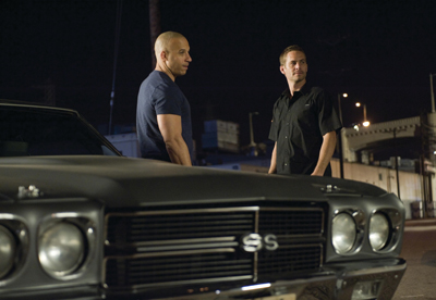 'Fast and Furious': primeras imágenes