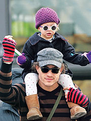 Heath Ledger: su hija es la heredera