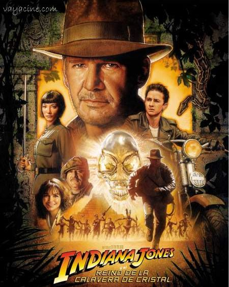 Evento Indiana Jones