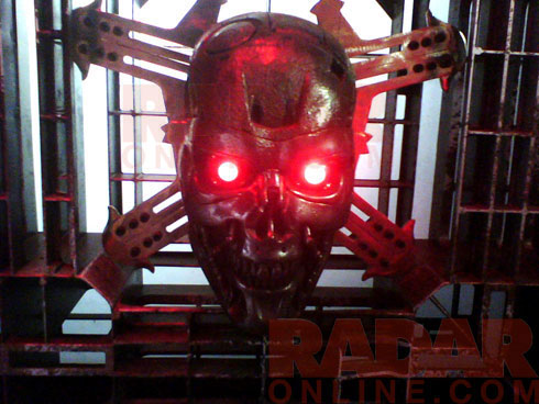Terminator Salvation: fotos del rodaje
