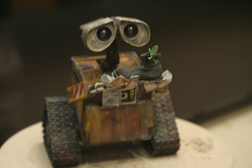 Oscars 2009 Vdeos: Pelcula de Animacin   Wall E