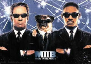 Habrá Men In Black 3