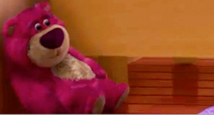 El nuevo personaje de Toy Story 3: es Lotso?