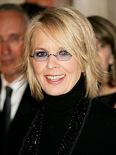 Accidente de rodaje de Diane Keaton