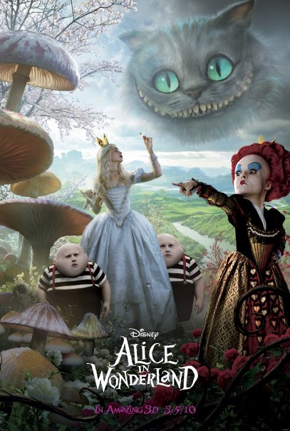 Cartel: Alice in Wonderland