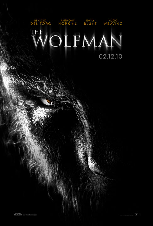 The Wolfman: nuevo teaser pster