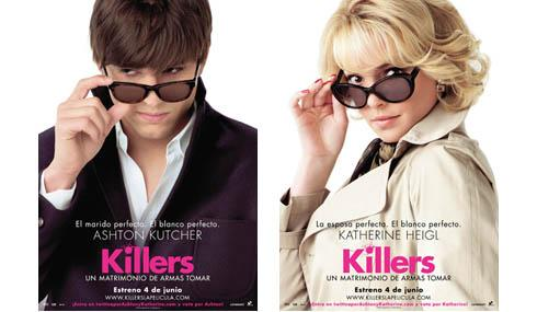 Killers; una nueva comedia de accin