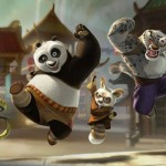 'Kung Fu Panda: The Kaboom of Doom' reúne a su cásting