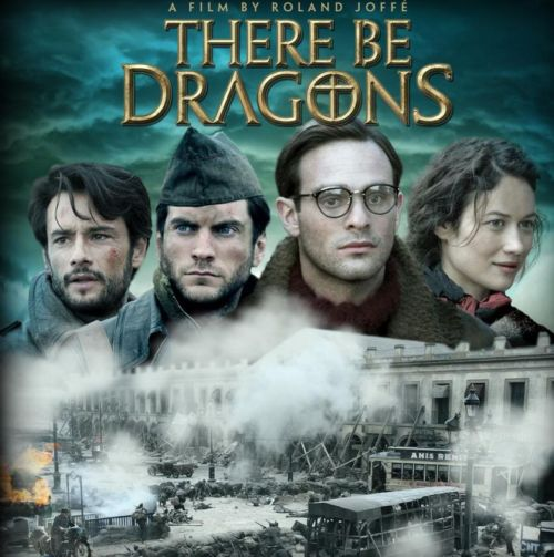 There Be Dragons: primer triler y banner pster