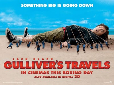 Los viajes de Gulliver: triler completo