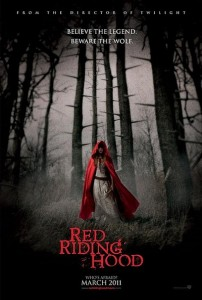 'Red Riding Hood': primer póster y tráiler