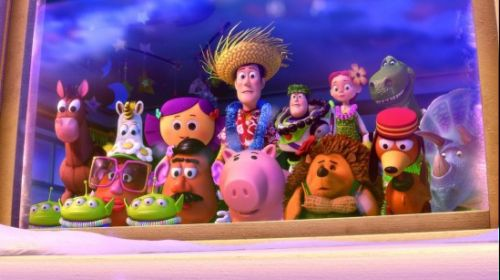 Toy Story Hawaiian Vacation: primer clip e imágenes