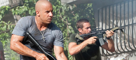 "Chris Morgan preparando  la secuela de ""Fast & furious 5″"