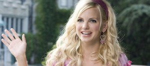 Anna Faris estará en el reparto de The Dictator