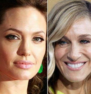 Angelina Jolie y Sarah Jessica Parker, las mejor pagadas de Hollywood