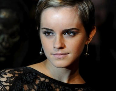 Emma Watson en Los Miserables?
