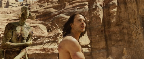 Nuevas imgenes de John Carter