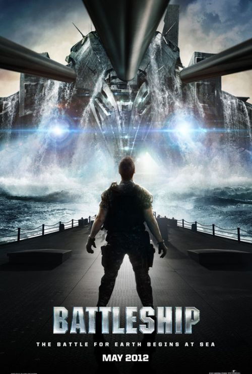 Pster, imgenes y espectacular segundo triler de Battleship