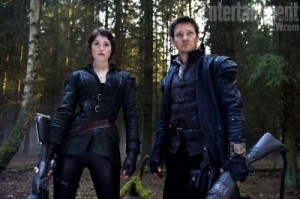 Primera imagen de 'Hansel & Gretel: Witch Hunters' y 'Lincoln'