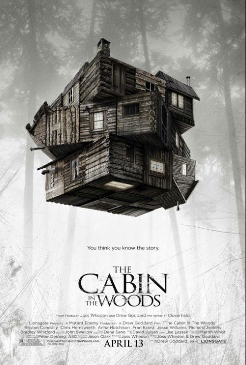 El terror de The Cabin in the Woods: fantástico primer tráiler