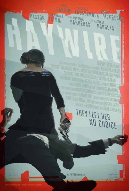 5 minutos de Haywire de Steven Soderbergh