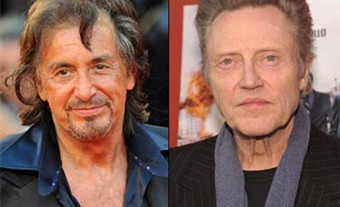Al Pacino y Christopher Walken juntos en la comedia 'Stand Up Guys'