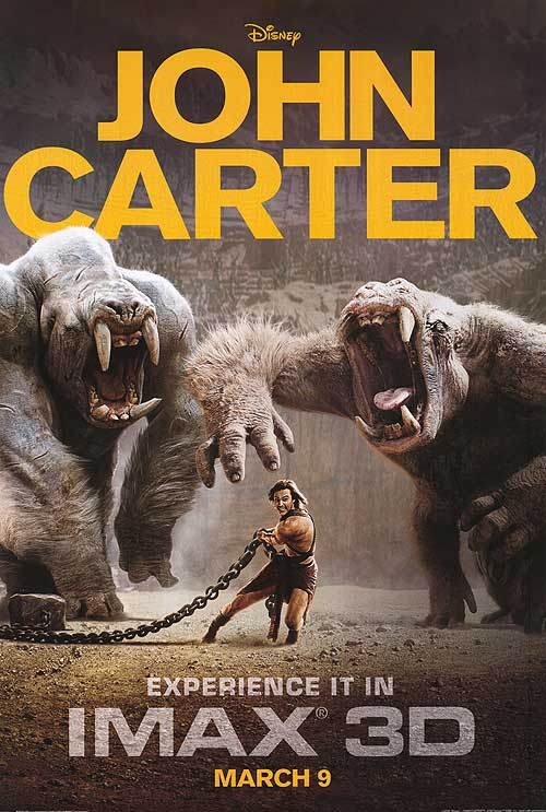 Triler definitivo de John Carter