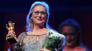 Meryl Streep, Oso de Oro de Honor en la Berlinale 2012