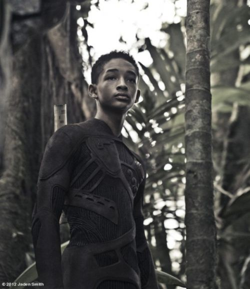 Fotos del rodaje de After Earth, lo nuevo de Shyamalan