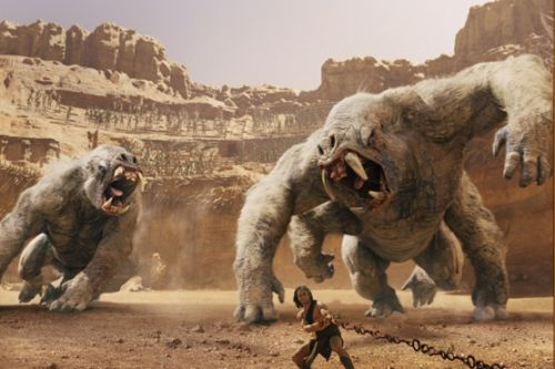 No habr secuela para John Carter