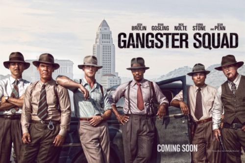 Espectacular primer triler y pster de Gangster Squads