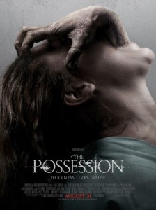 Inquietante primer póster y tráiler para 'The Possession'