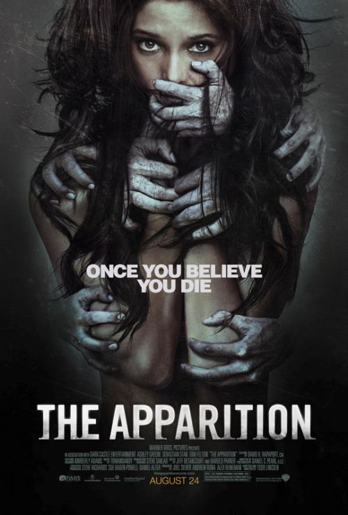 Primer tráiler y póster para The Apparition