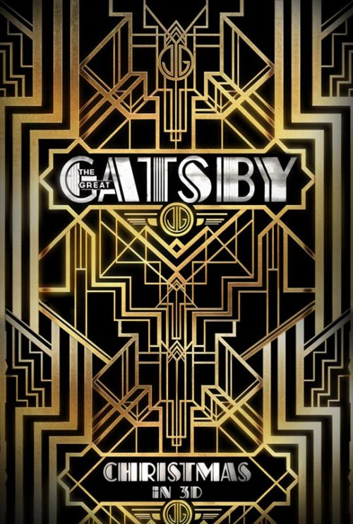 Primer triler y pster de El gran gatsby