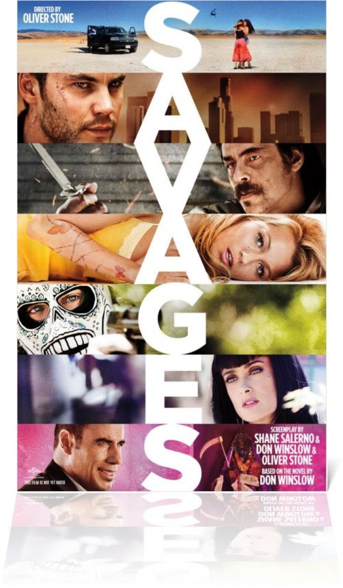 Trilers de los personajes de Savages, lo nuevo de Oliver Stone
