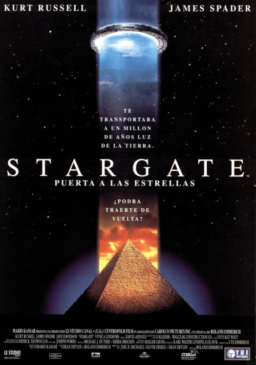 Independence Day y Stargate tendrán secuelas