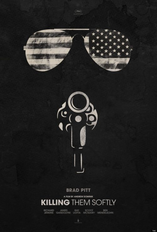Primer póster y tráiler de Killing Them Softly