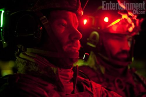 Primer triler e imgenes de Zero Dark Thirty: cmo matar a Osama Bin Laden