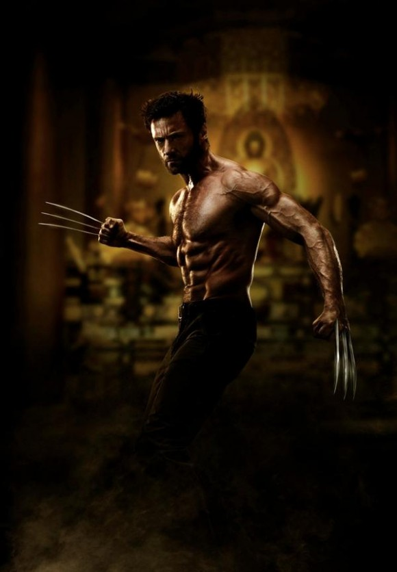The Wolverine. Primera imagen oficial