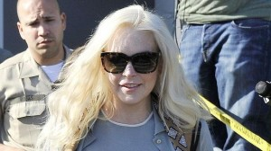 Lidsay Lohan con problemas en el set de rodaje de Scary Movie 5