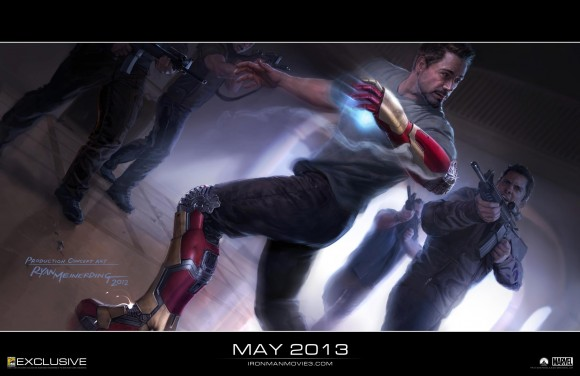 Trailer 'Iron Man 3'