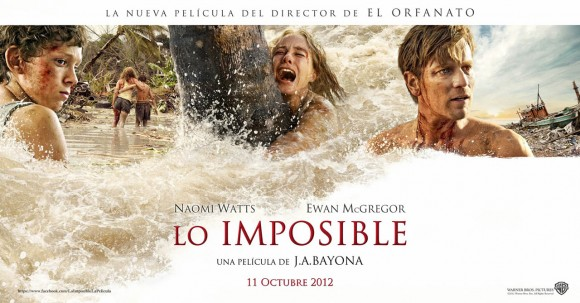Lo imposible (es no llorar)
