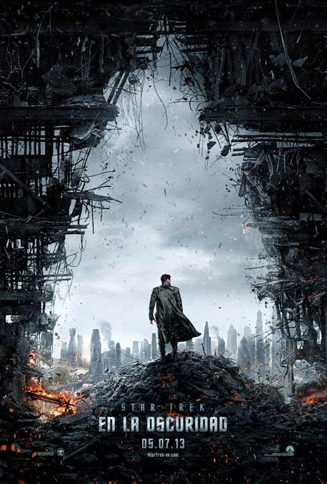 STAR TREK  INTO THE DARKNESS Star-TrekEn-la-oscuridad