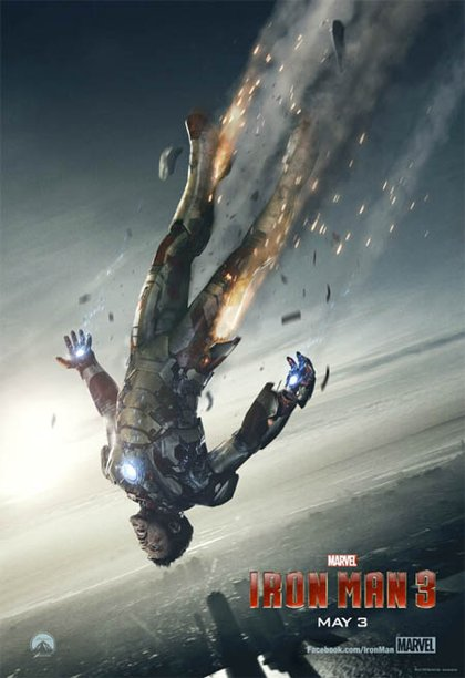Pster de Iron Man 3